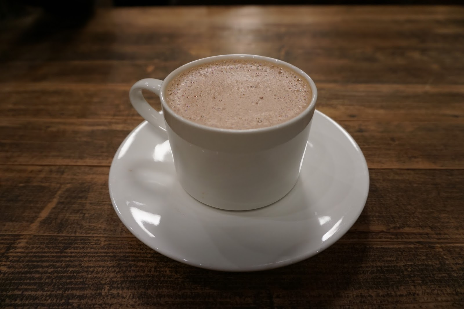 hot chocolate, the coffee shop