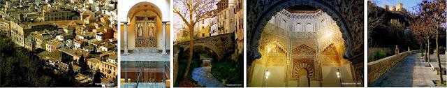 Atrações gratuitas em Granada, Espanha