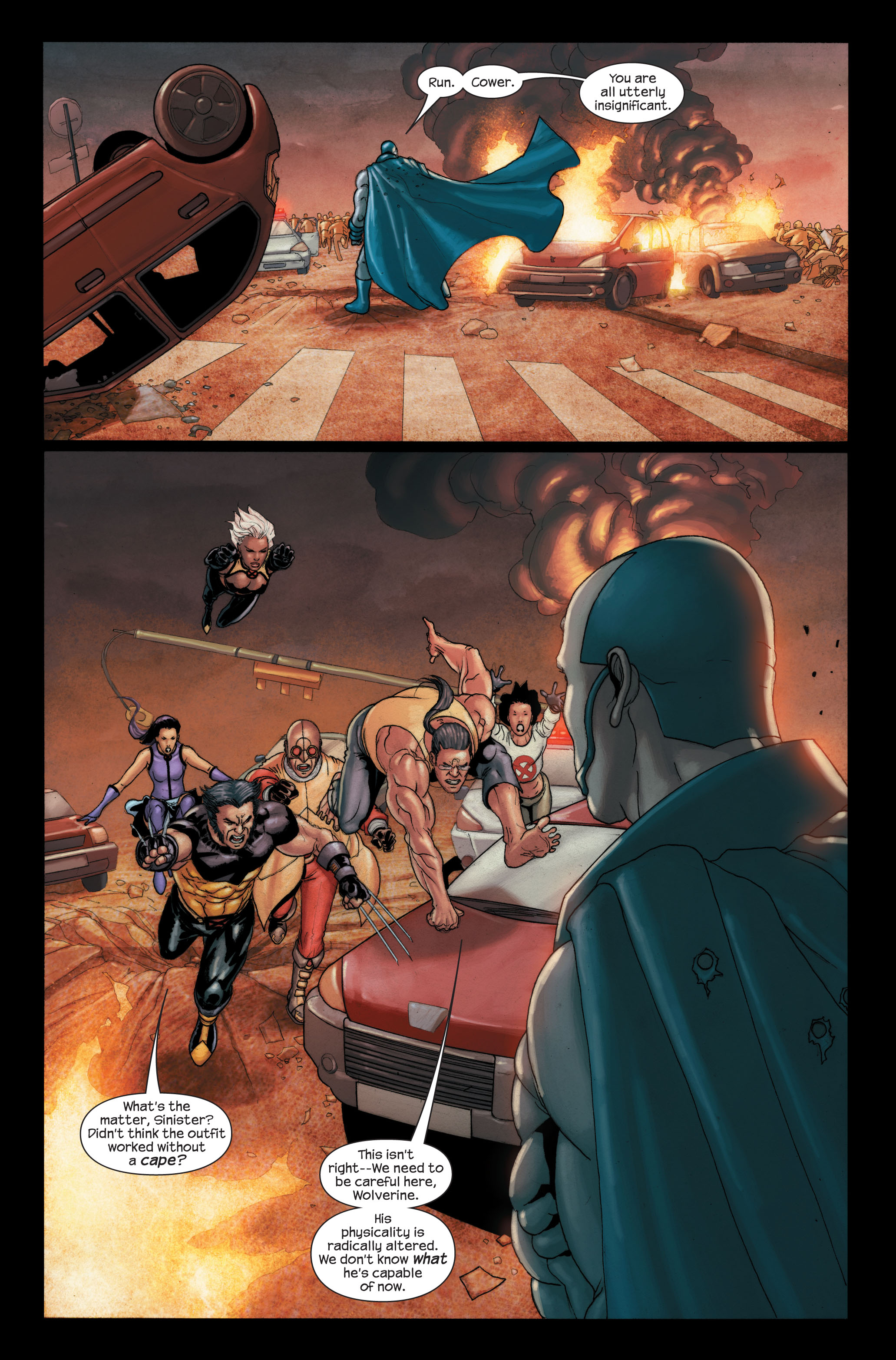 Read online Ultimate X-Men comic -  Issue #91 - 7