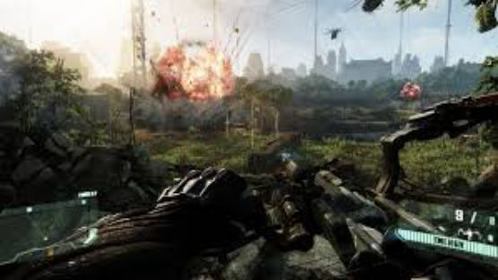 Download Crysis 3 game for pc full version