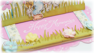 Magnolia Happy Memories Kit