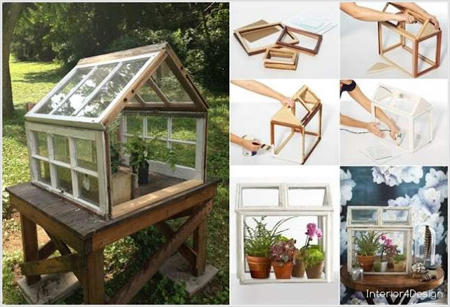 8 Functional Greenhouses Beside Your House DIY 5