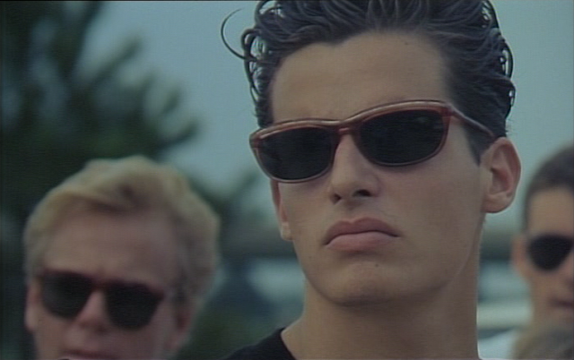 Antonio Sabàto Jr. in KARATE ROCK