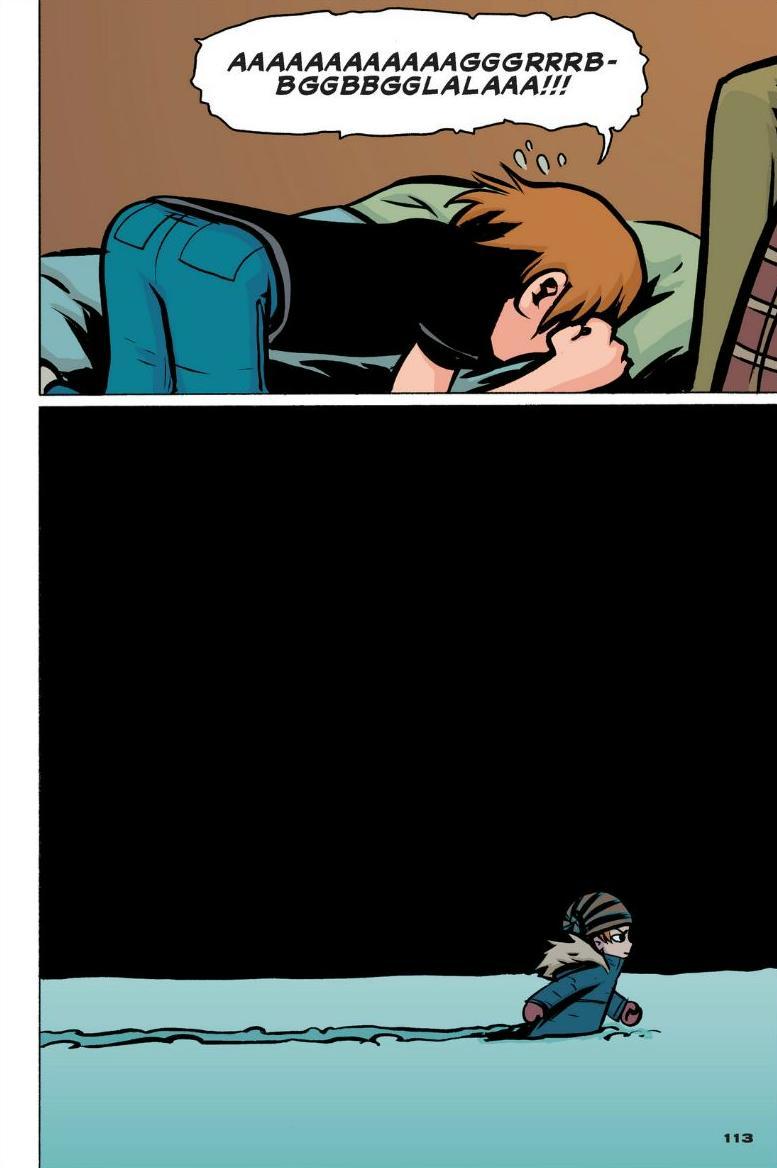 Read online Scott Pilgrim comic -  Issue #1 - 103