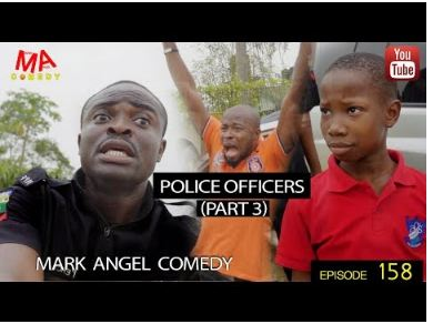 Mark Angel Comedy – Police Officer Part 3 (Episode 158)