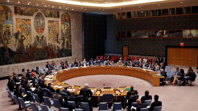 Consejo de Seguridad de las Naciones Unidas (Reuters)