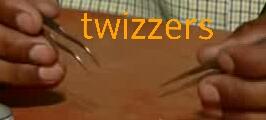 tweezers kaha jata hai