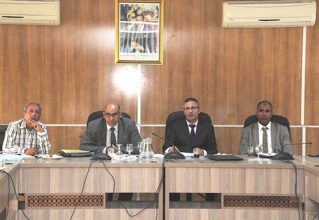 اجتماع تنسيقي لوزارة التربية الوطنية مع ممثلي النقابات التعليمية من أجل الحركات الانتقالية 2019