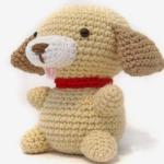 patron gratis perro amigurumi   free amigurumi pattern dog