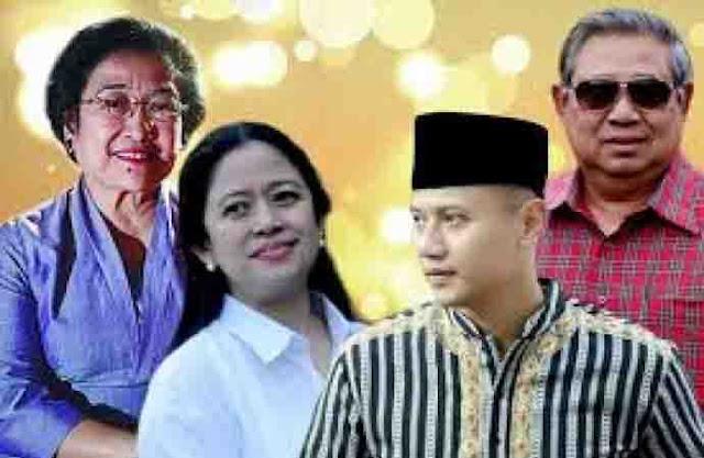 PDIP Singgung AHY, Demokrat Sebut Puan Tak Layak Jadi Menteri