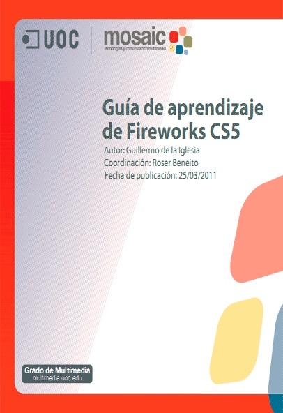 Guía de Aprendizaje de Fireworks CS5