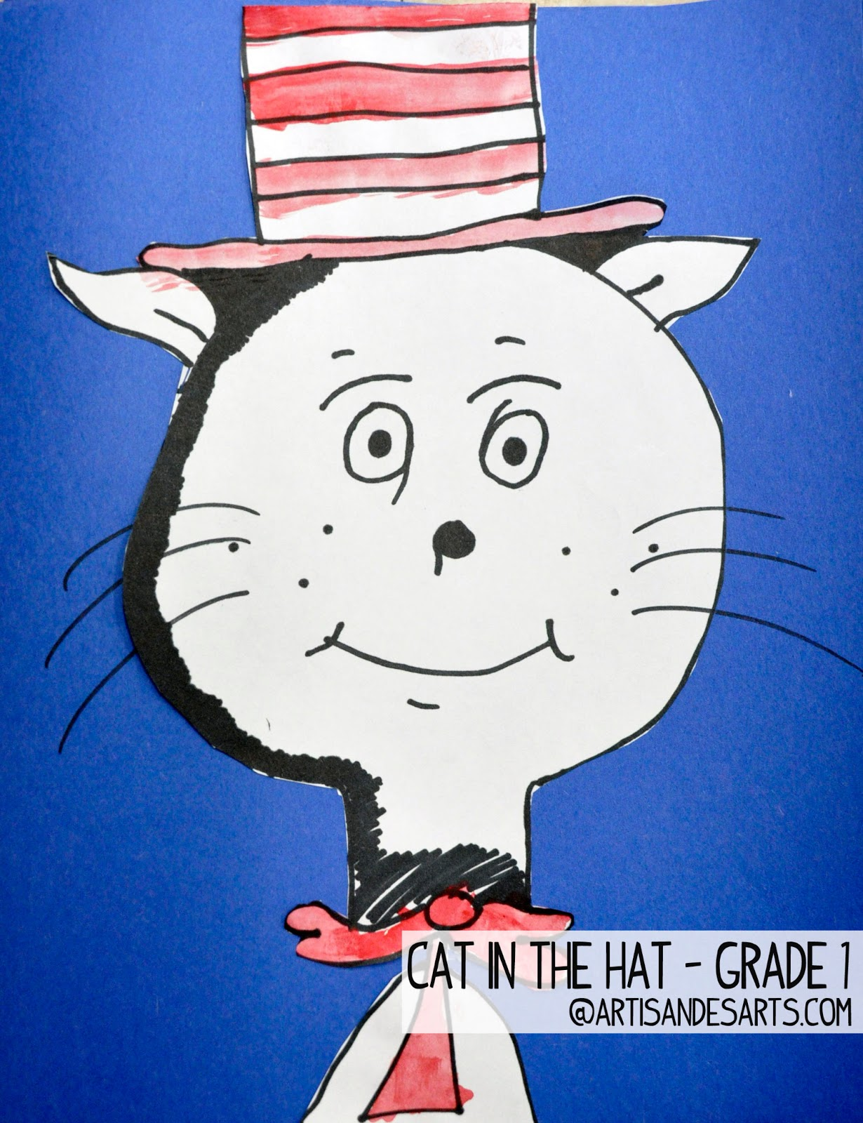 Artisan Des Arts Dr Seuss Cat In The Hat