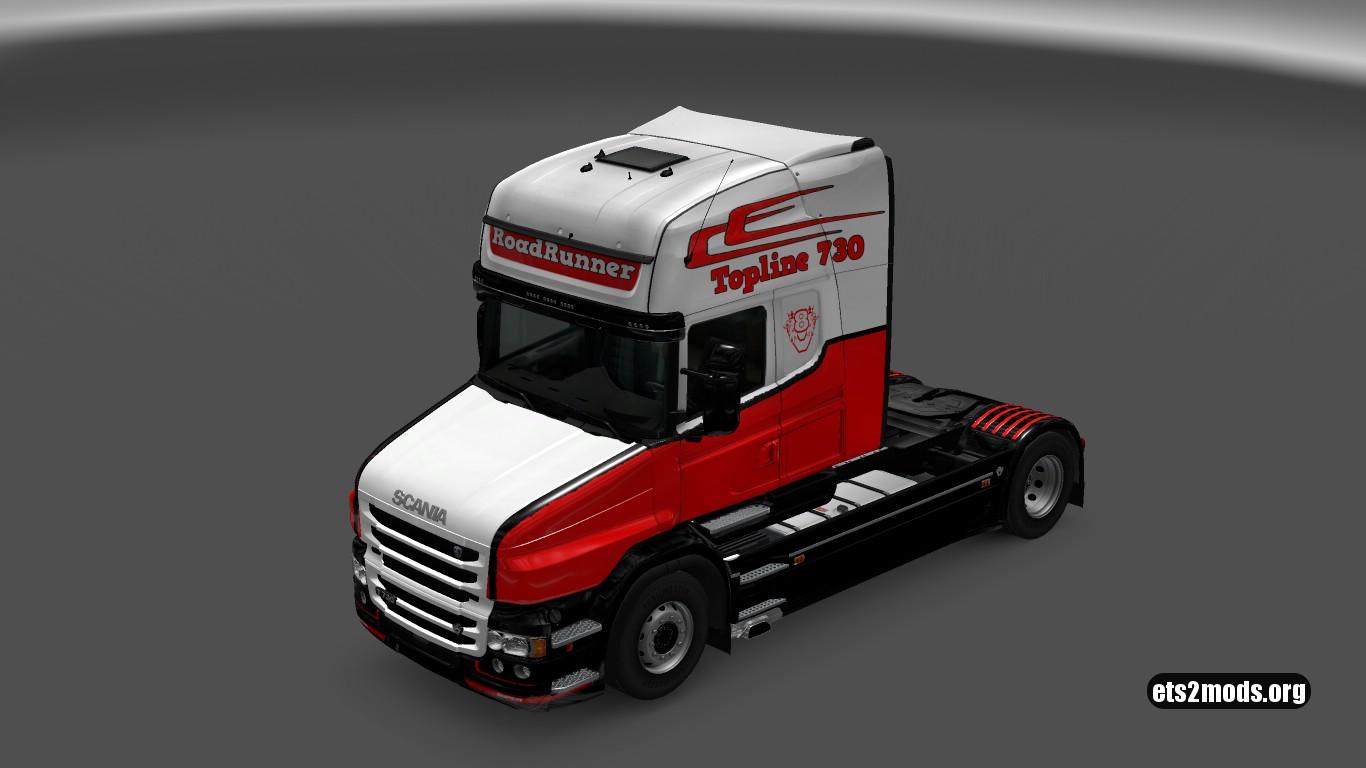 RoadRunner Skin for Scania T