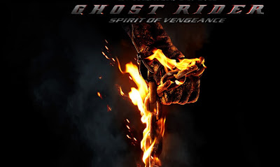 Ghost Rider 2 Spirit of Vengeance Movie