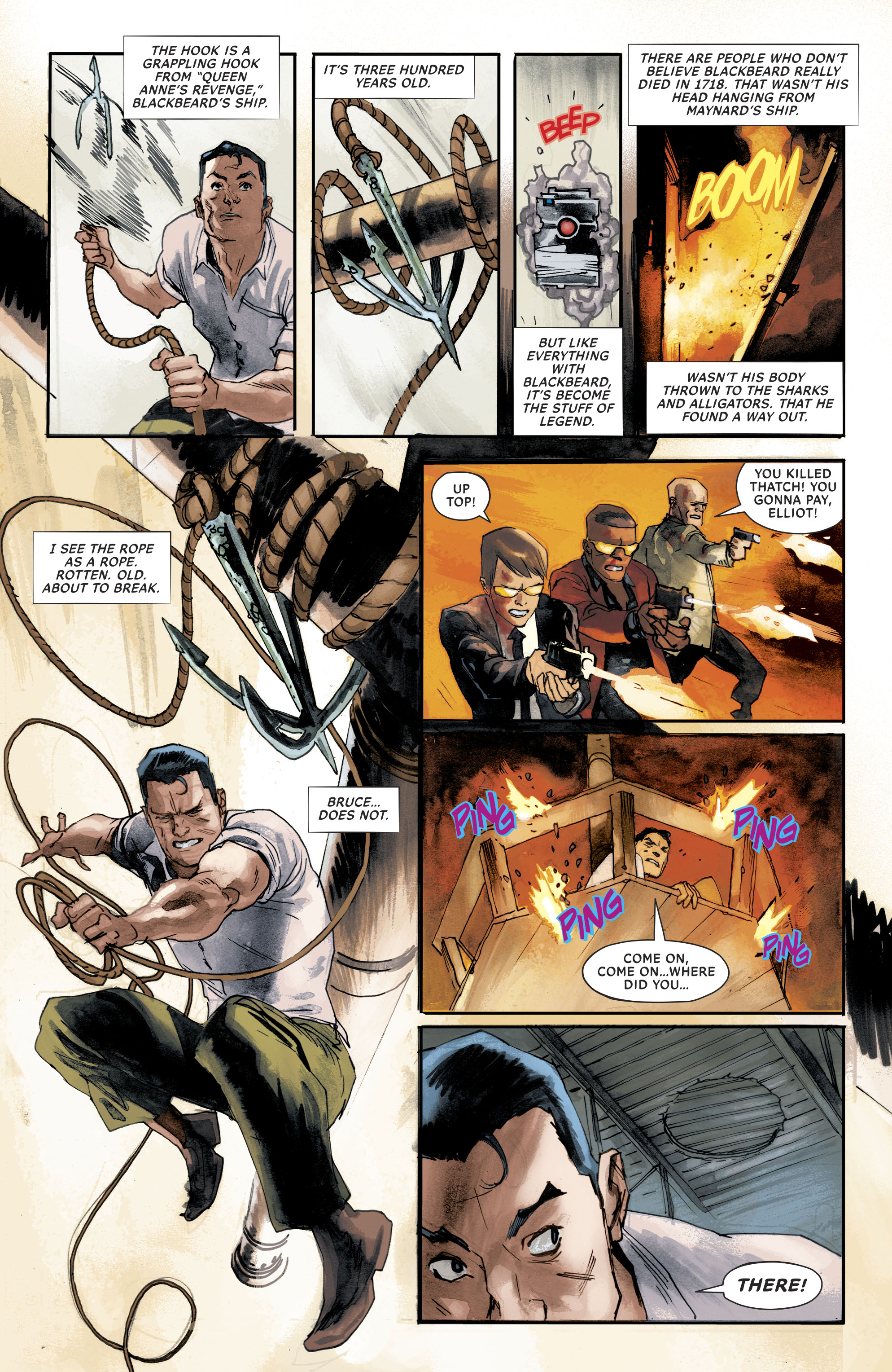 Read online All-Star Batman comic -  Issue #11 - 7