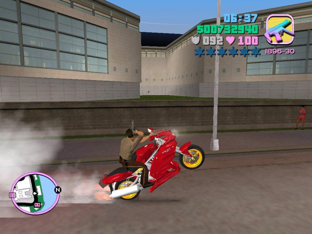 Download GTA Vice City Game For PC