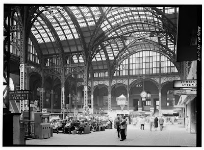 New York's Old Penn Station