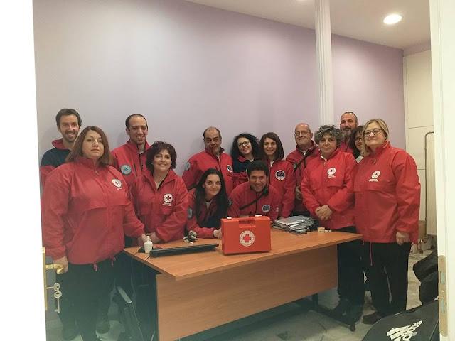 Η Ελληνική Ομάδα Διάσωσης Αργολίδας υποστήριξε υγειονομικά το καρναβάλι στο Άργος