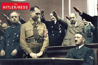 Ρουντολφ Ες O Πιστος Φιλος Του Χιτλερ | Δειτε Ντοκιμαντερ στα ελληνικα