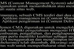Sistem Manajemen Konten