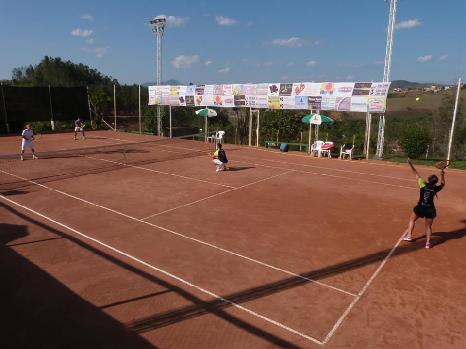 Circuito Tenis : ª etapa do circuito sj tênis define campeões