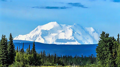 The Great Escape - Day 29: Denali at last, and now at Fairbanks