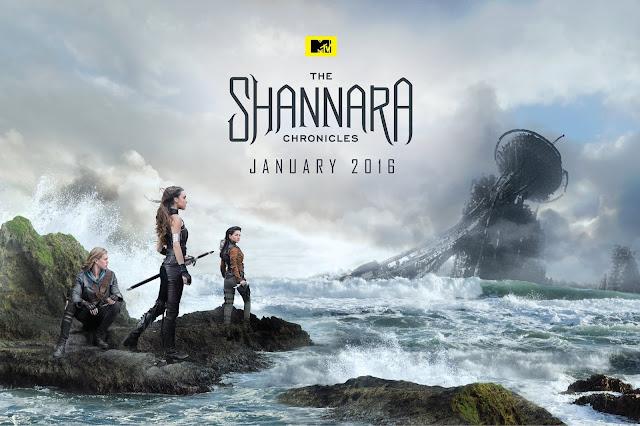The Shannara Chronicles é um seriado da MTV repleto de mágica, tecnologia primitiva e um reino de fantasia. A estória ocorre milhares de anos após a destruição da atual civilização, e é centrada na família Shannara, cujos descendentes possuem magia e protagonizam aventuras com o poder de remodelar o futuro do universo.