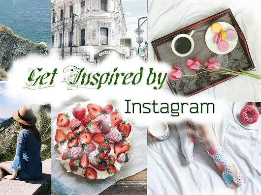 Get inspired by Instagram♥