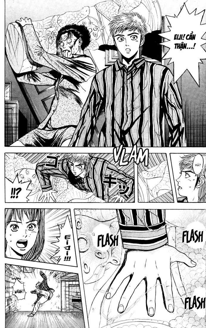 Psychometrer Eiji chapter 34 trang 10