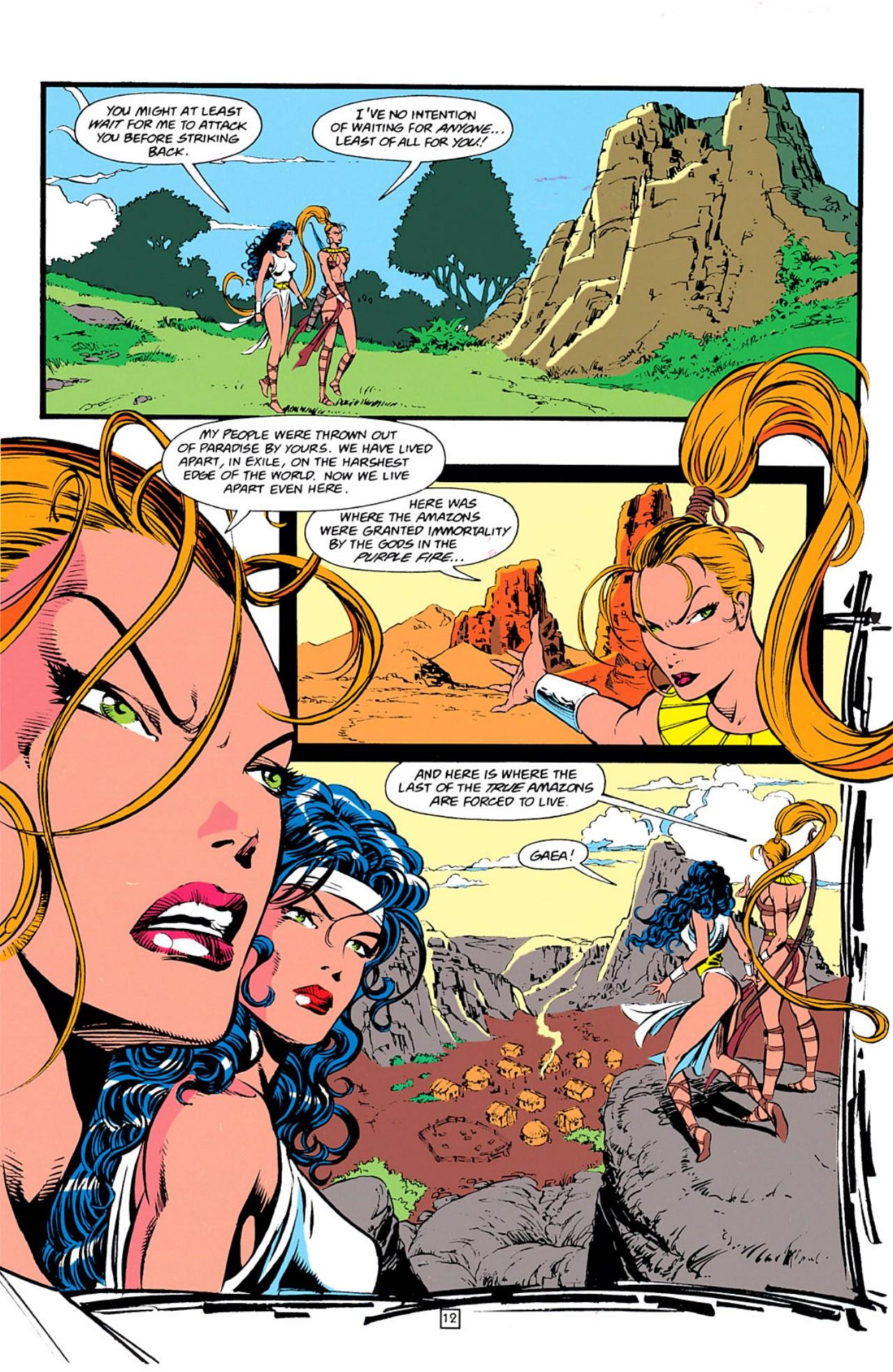 Read online Wonder Woman (1987) comic -  Issue #0 - 13