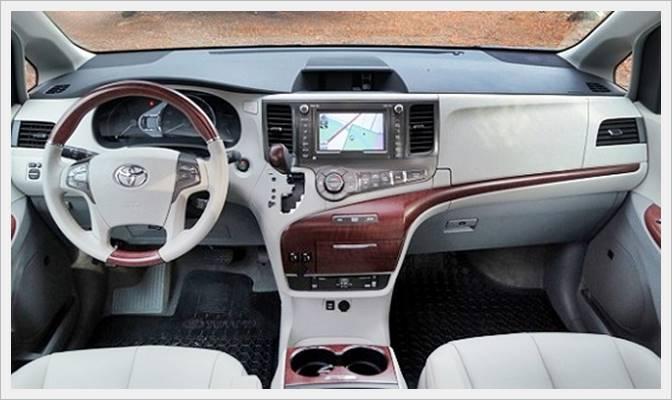 2016 Hybrid Toyota Sienna Redesign