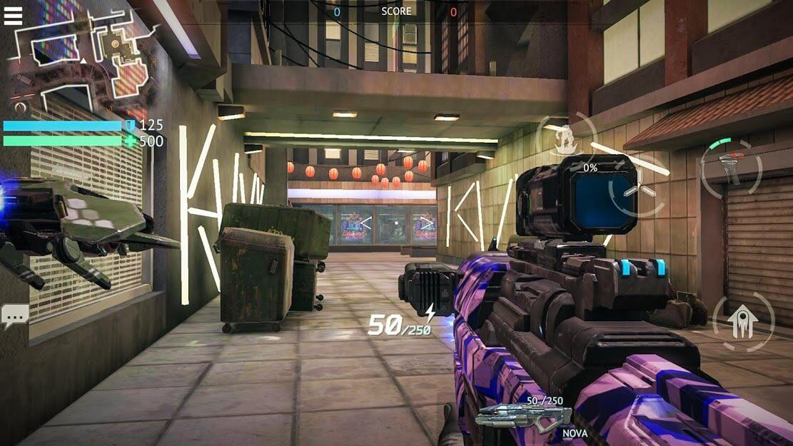 Infinity Ops: Online FPS MOD MUNIÇÃO INFINITA 1.12.1