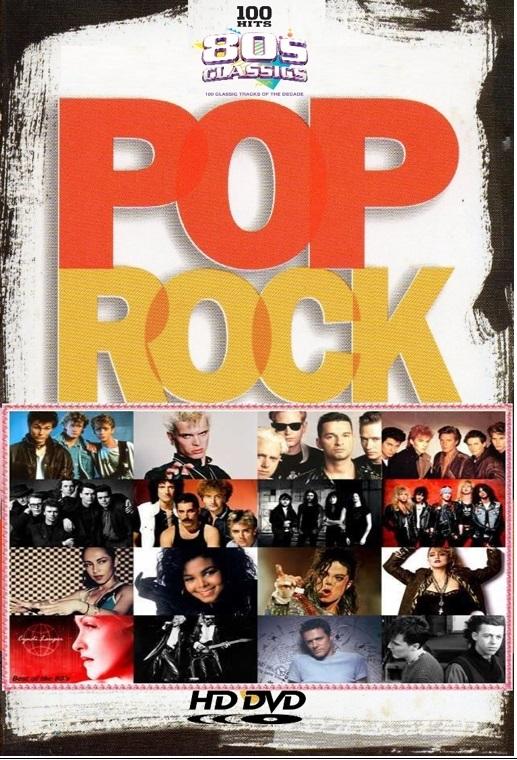 Sucessos Pop Rock internacional vol 1, 2 - ANOS 80 A FESTA