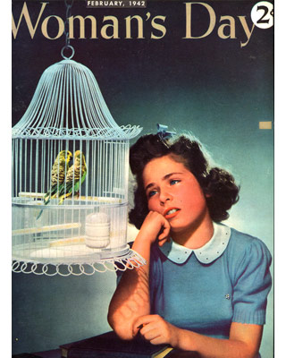 Vintage Woman's Day Magazine Covers ~ vintage everyday