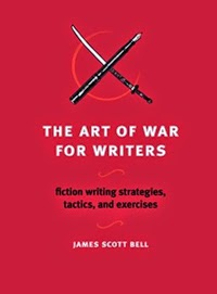 Portada de The Art of War for Writers, de James Scott Bell