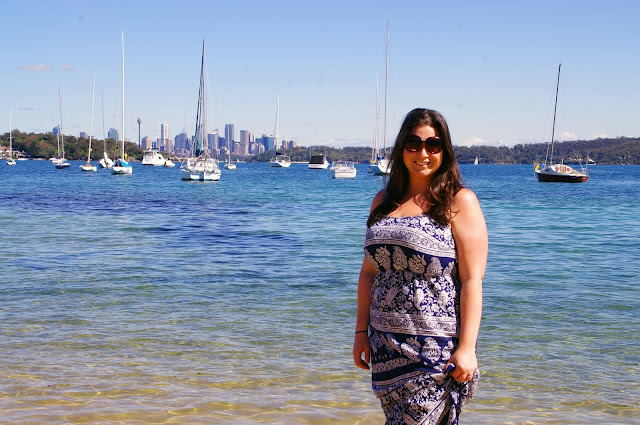 the Aussie flashpacker in Watsons Bay