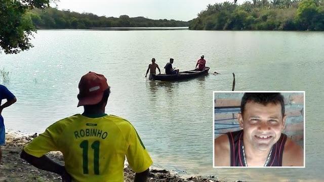 Pescadores localizam o corpo de vítima de afogamento em Esperantina
