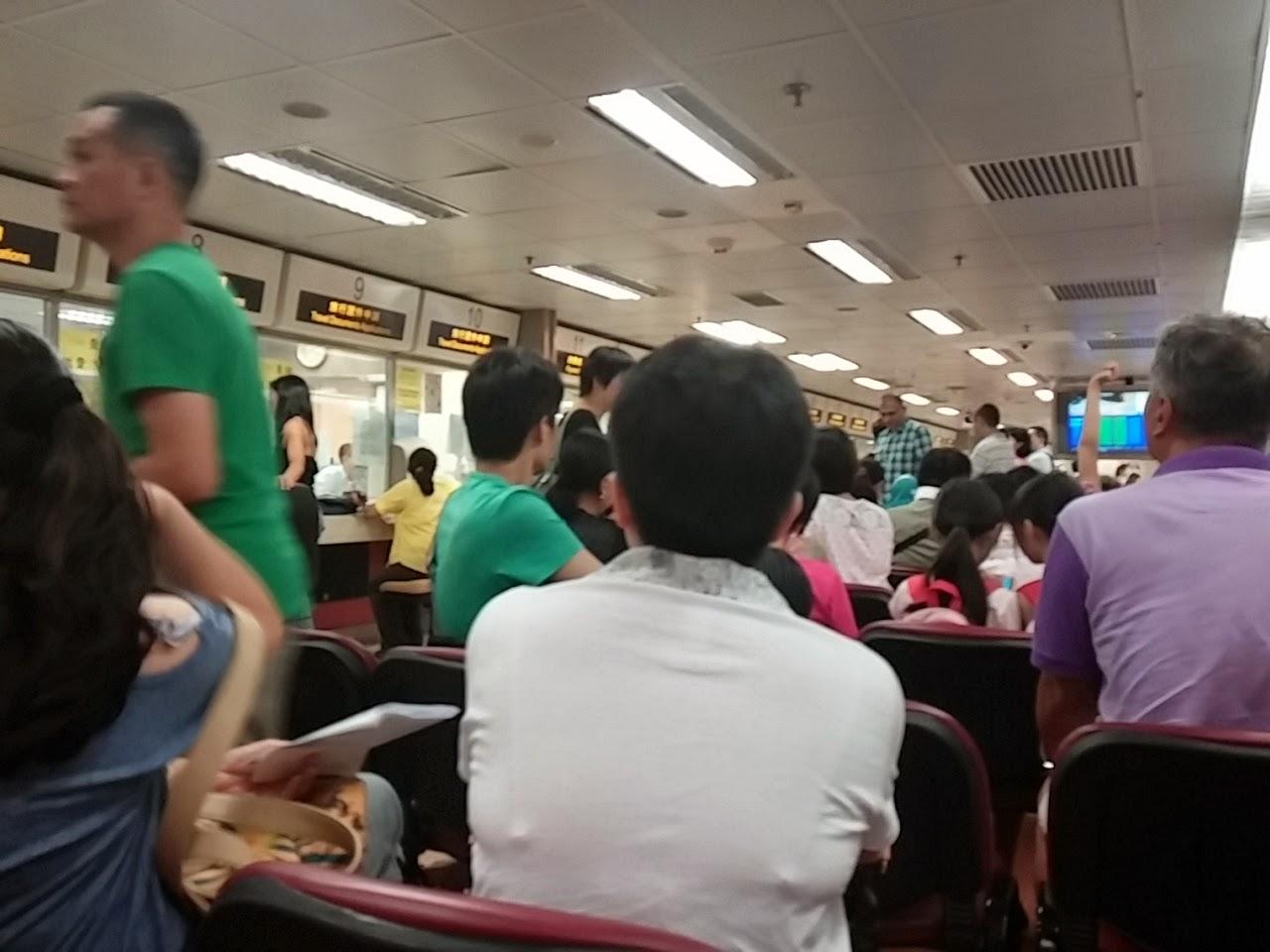 早早計劃中: 前言- 2014 新加坡之旅 (申請特區護照特快)