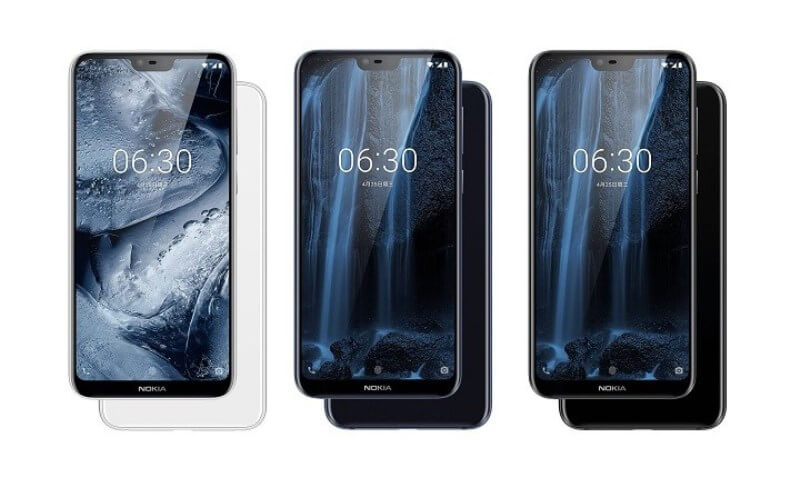 Nokia X6 Comes with 19:9 Display, SD636, up to 6GB RAM, and Dual Cameras!