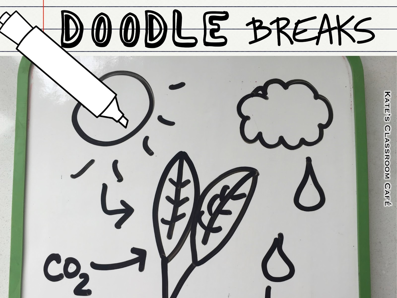 Doodle S: Kate's Science Classroom Cafe: Visual Learning, Doodle
