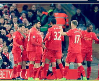Liverpool continue unbeaten run