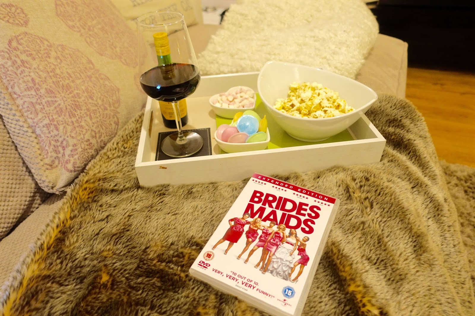 favourite film bridesmaids movie night