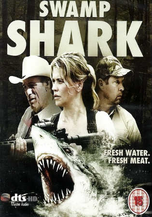 Swamp Shark 2011 BluRay 800MB Hindi Dual Audio 720p ESub Watch Online Full Movie Download bolly4u
