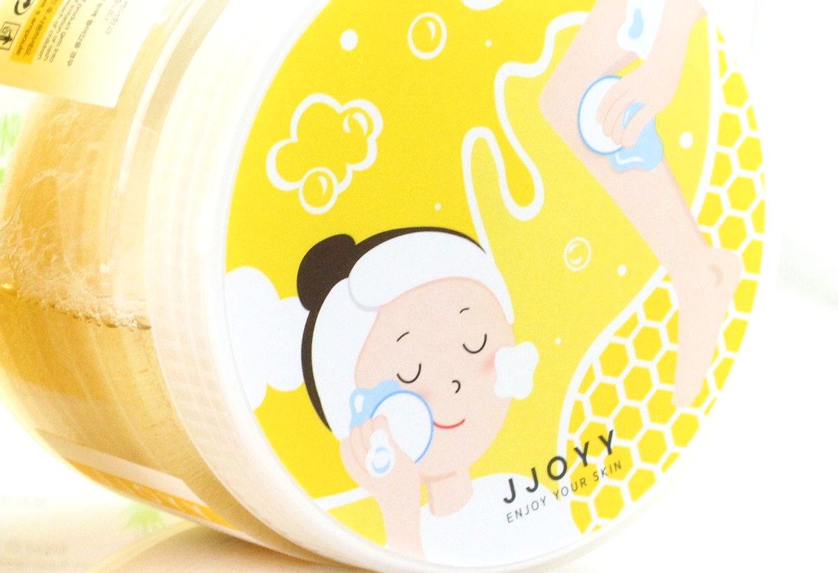 JJOYFermentedHoneyBubbtlePeelingPad_2.jp