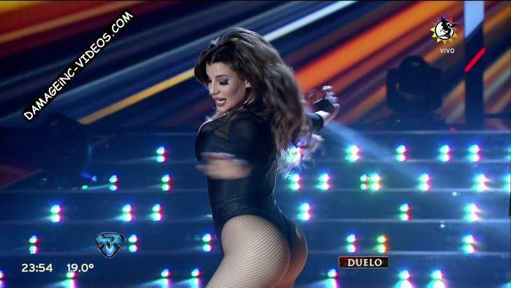 Charlotte Caniggia massive booty in thong Damageinc Videos HD