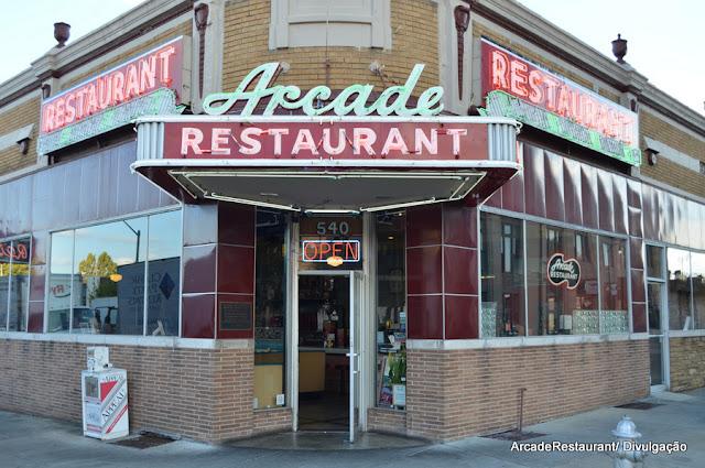 Arcade Restaurant, um dos favoritos de Elvis Presley em Memphis