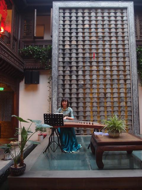问柳菜馆 - 古筝演奏