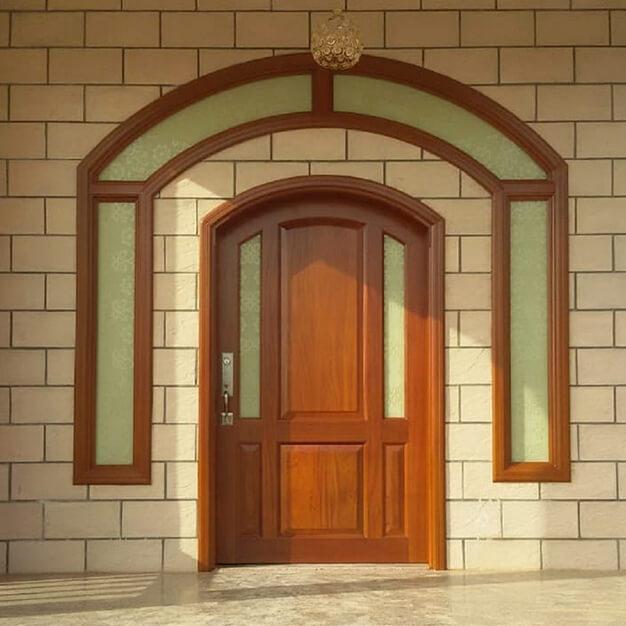 Gambar Contoh Model Pintu Rumah Minimalis 5