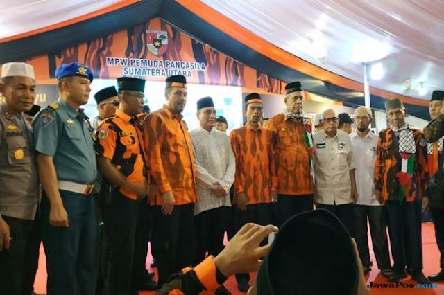 Hadiri Ultah PP, Ustad Abdul Somad Ingatkan Pentingnya Pancasila
