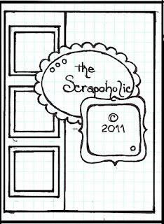 The Scrapoholic : 30 Days of Handmade Gift Giving Blog Hop